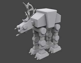 3D printable model Reindeer SW Walker