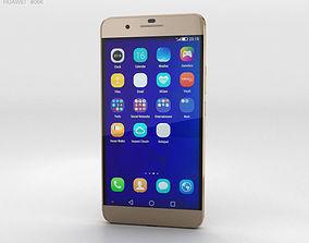 Huawei Honor 6 Plus Gold 3D model