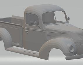 F 100 Supernats 1938-1940 Printable Body Truck