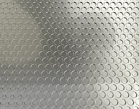 realtime Honeycomb Plate 3D Model