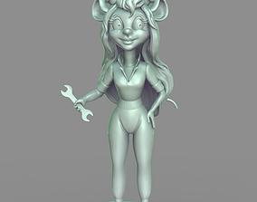 3D printable model Gaika stl