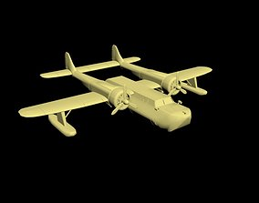 3D printable model Conwing L-16 The Seaduck airplane