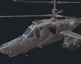 KA-50s 3D asset