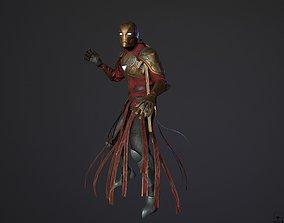 Sorcerer 3D model