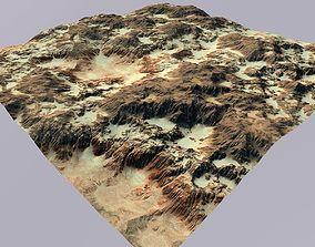 Redrock Desert MTH066 3D
