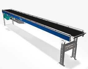 3D model Conveyor - Zipline BSBAC