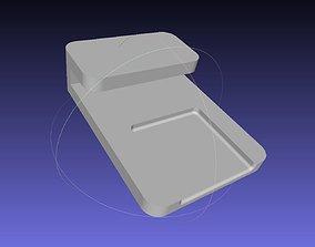 3D printable model Ultimaker 2 SD-card cover block