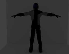 3D model Snippy