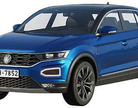 3D Volkswagen T-Roc