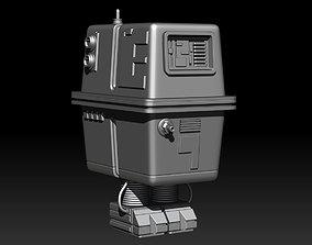 3D printable model Starwars GNK POWER droid