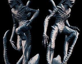 fi Alien 3D print model