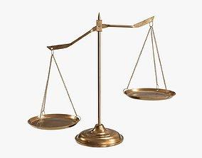 3D Scale balance