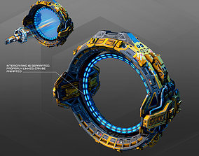 SF Heavy JumpGate JG4 3D model