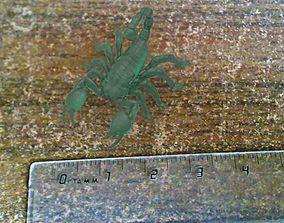 3D print model Scorpion