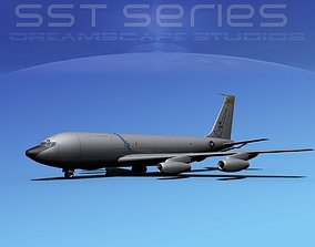 3D Boeing KC-135E Stratotanker LPSS V04