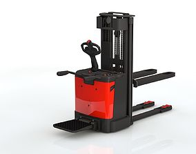 3D model hand stacker automatic