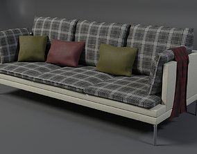 3D William couch