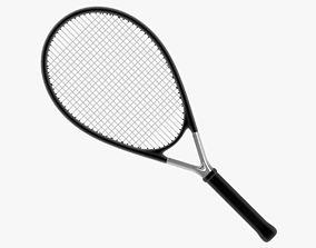 3D model Tennis Racquet