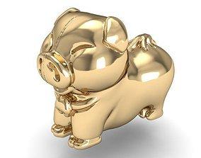 12 animal pig 3D printable model
