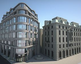1 Threadneedle Street - London 3D model