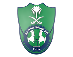 Al Ahly Football Club 3D Logo - KSA Saudi game-ready