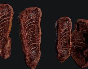 3D asset Meat gore