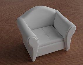 Sofa - Couch 3D print model sofa