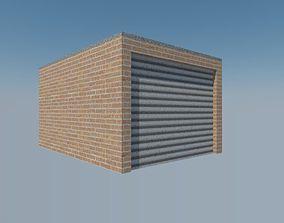 3D model garage
