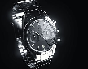 Omega watch 3D