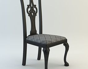Seven Sedie - Royale Chair Roma 3D model