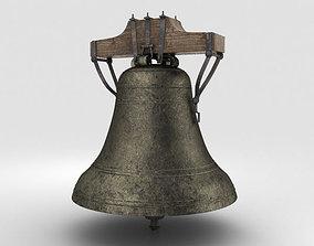 3D model Church Bell