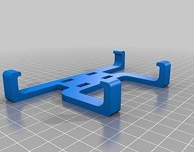 3D printable model HTC HD2 Car mount