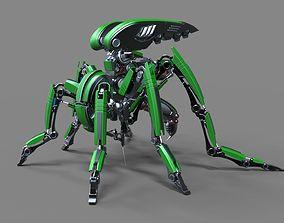 3D model Robot mosquito