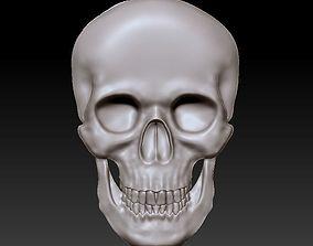 jewelry 3D skull