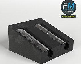 3D model PBR Pencil sharpener