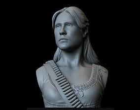 3D print model Dolores Abernathy from Westworld