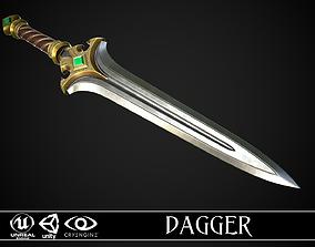 3D model Dagger A3