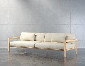 SP01 Ling Sofa 2660 x 900 3D