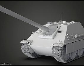 3D model Tank JAGDPANTHER