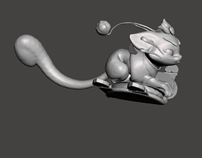Heartseeker Yuumi 3D Model