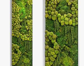 3D panel jungle