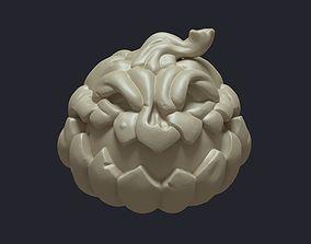 Pumpkin Halloween 3D printable model
