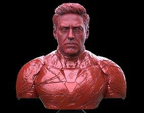 3D print model Iron Man Robert Downey Junior Bust