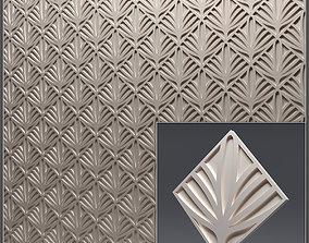 Gypsum 3D panel 41