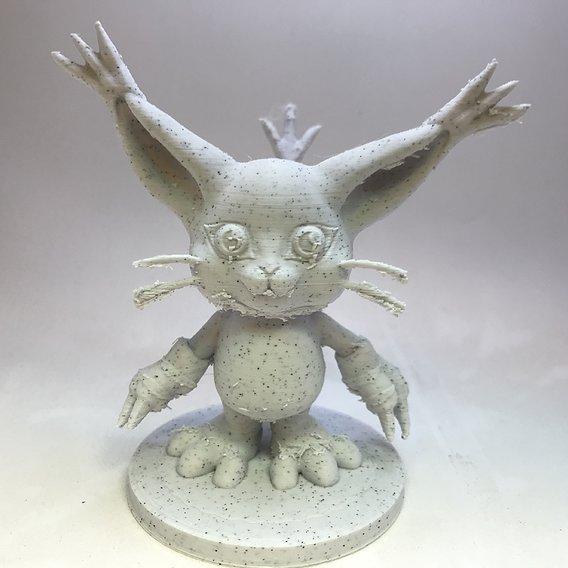 Gatomon Figurine