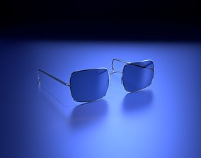 various-models Glasses 3D model