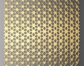 3D Panel lattice 5
