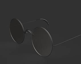 3D model glasses d