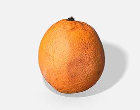 Fruit Orange - Photoscanned PBR 3D model