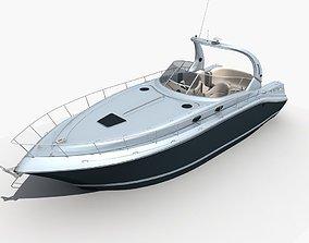 Yacht 02 3D mega
